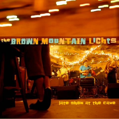 Brown Mountain Lights CD cover